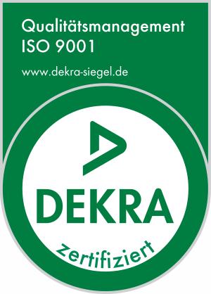 GLS Erstzertifizierung DIN ISO 9001